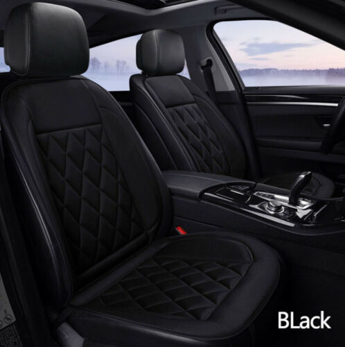 Single Piece Front Seat Temperature Control Heating Cushion Comfortable Fabric