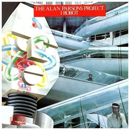 1 of 1 - I Robot by The Alan Parsons Project (CD, Oct-1990, Arista)