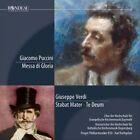 Puccini: Messa di Gloria; Verdi: Stabat Mater; Te Deum (CD, Mar-2012, Rondeau)