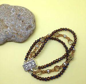 Bracelet-Trois-Rangs-cristal