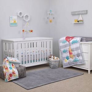 Disney Pooh Best Friends 4 Piece Crib
