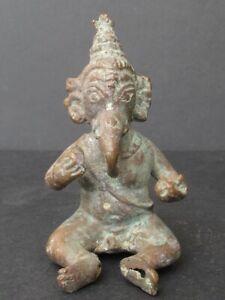 Ganesh-Baby-Bronze-Java-Indonesia