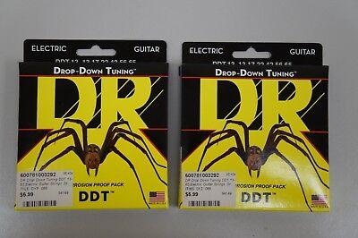 13-65 DR Strings DDT-13 Drop Down Tuning Mega Heavy Electric Guitar Strings