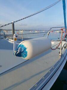 Yacht & Boat Guard wire Fender Hooks, two sizes, please see description below