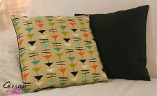 Cushion Cover Michael Miller Mobiles Retro Atomic 50s 60s Mid Century