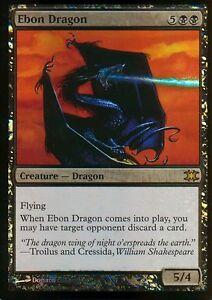 Ebon-Dragon-FOIL-NM-FtV-Dragons-Magic-MTG
