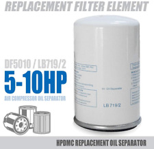 Spin On Oil Separator Direct Replacement Lb7192 For 5 10hp Screw Air Compressor