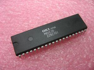 M80C35-OKI-CMOS-8-Bit-Micro-Controller-IC-40-Pin-Plastic-NOS-Qty-1
