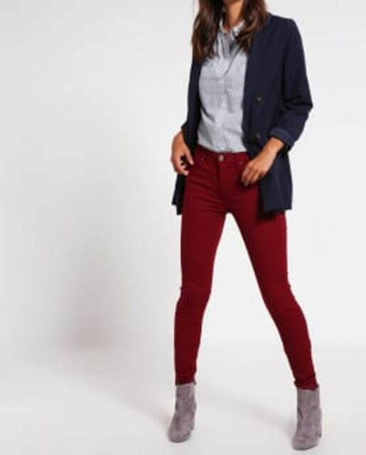 tommy hilfiger damen skinny jeans como lw bente