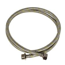 Carter 60x Stainless Steel Gas Range Supply Line Connector