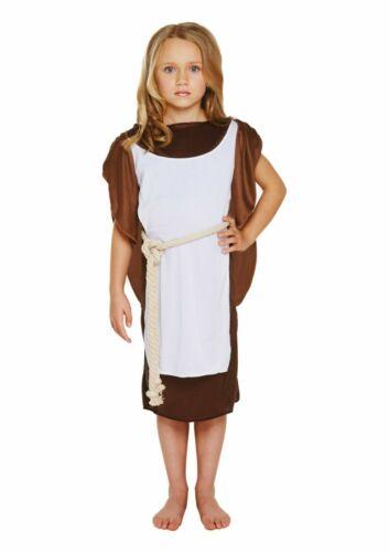 Viking Fille Semaine Du Livre Costume Livre Jour Enfant Kids Fancy Dress Animal historique UK