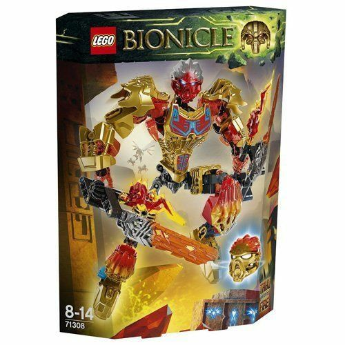 LEGO® 71308 Bionicle - Tahu Uniter of Fire - NEW   FACTORY SEALED