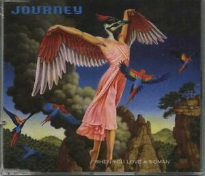 Journey-When-you-love-a-woman-1996-Maxi-CD