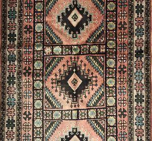 Tremendous-Tribal-1940s-Antique-Persian-Rug-Nomadic-Carpet-3-7-x-6-ft