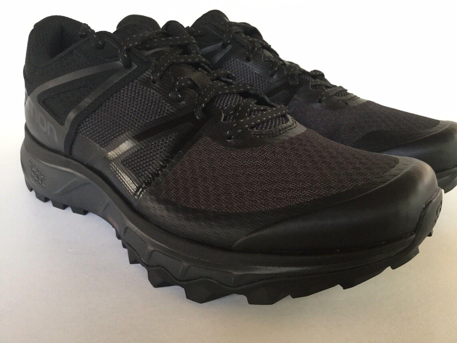 Salomon Evasion Leather Gore Tex Men/'s Hiking Shoes Outdoor Trekking Shoes