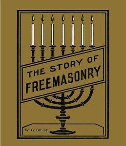 The-Story-of-Freemasonry-history-masonic-secret-society-paperback-english