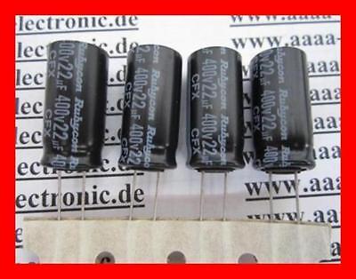 YAGEO  Elektrolyt-Kondensator 2200µF 10V 105° 13x20mm RA.5mm 10 Stück
