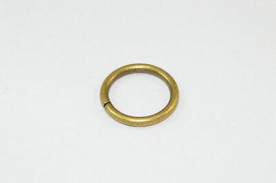 Baustoffe & Holz Sonstige AnpassungsfäHig Vorhang-ring Antik Effekt Vermessingt Metallstange Stangen Ring Id 20mm Angenehm Zu Schmecken