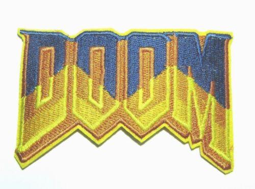 "Doom TV MOVIE Series EMERGENCY RESPONSE 3.5/"" Uniform IRON-ON PREMIUM PATCH"