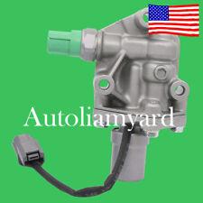NIB GENUINE HONDA VTEC SOLENOID SPOOL VALVE Assembly W// GASKET 15810-P2R-A01