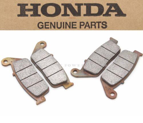 #R33 ST 1100 Honda Front Brake Pads Pad Set PC 800 CBR Notes//Years VFR 750 F
