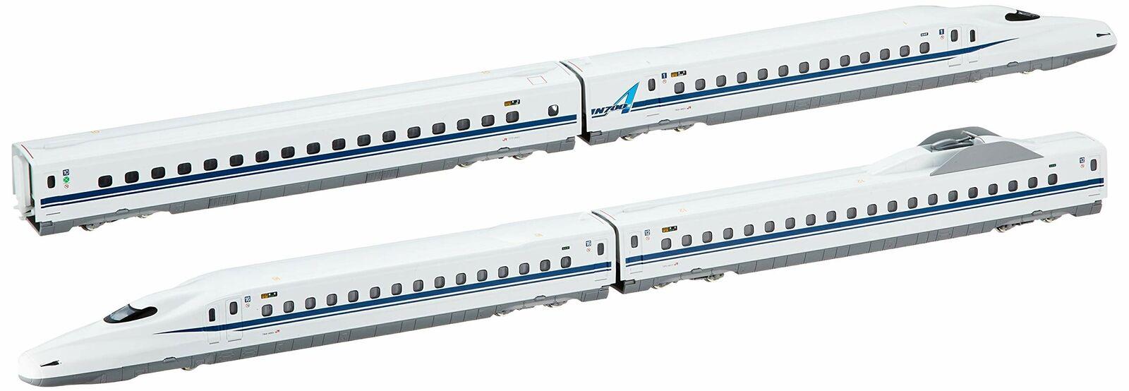 los clientes primero Kato N Calibre N700A Nozomi Nozomi Nozomi Basic 4-Coche Set 10-1174 modelo del FerroCocheril Tren JP-R  Venta barata
