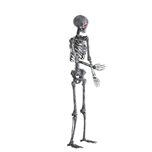 Skeleton-Poseable-Spooky-5-ft-LED-Halloween-Outdoor-Indoor-Yard-Decorations-NEW