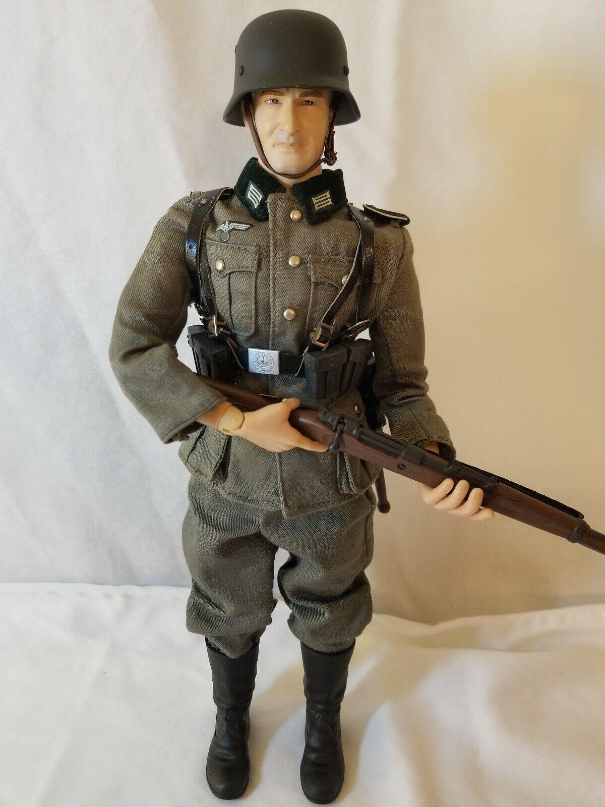 Dragon Modelos 1 6th escala Personalizado Wehrmacht alemana Heer Rifleman