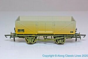 Oxford-Rail-OR76MW6-OO-Gauge-6-Plank-Mineral-Wagon-BR-Weathered
