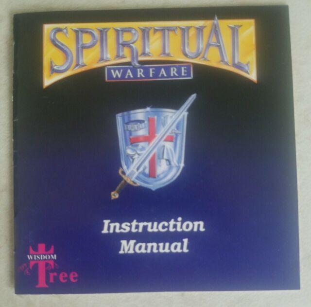 Manual For Spiritual Warfare Manual Guide