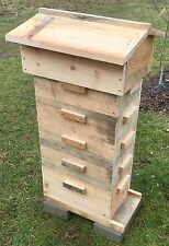 Easier Langstroth honey Bee Hive - 4 Season Ready