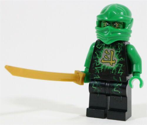 RARE LEGO NINJAGO AIRJITZU LLOYD MINIFIGURE 70590 NINJA BATTLE GROUND GENUINE