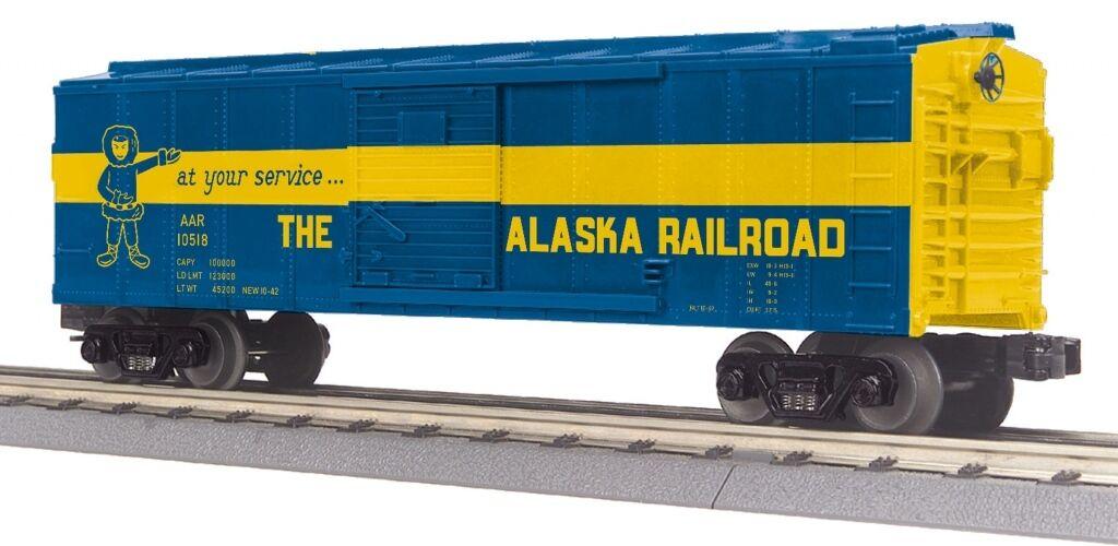 O-Gauge - MTH - Alaska Box Car