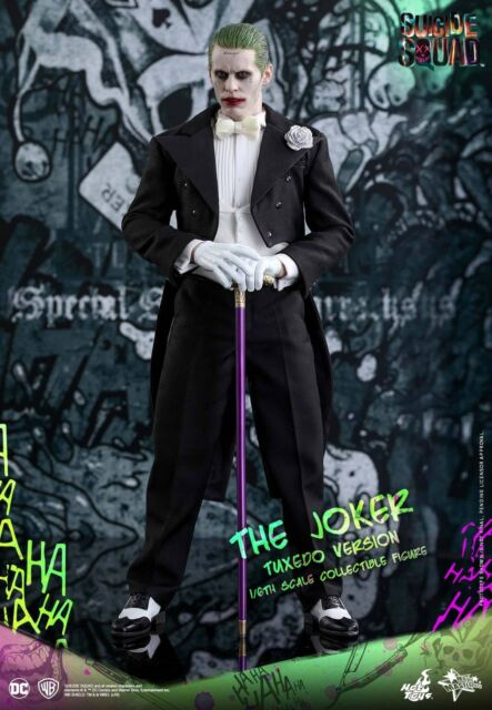 Hot Toys Mms395 Suicide Squad The Joker Tuxedo Version