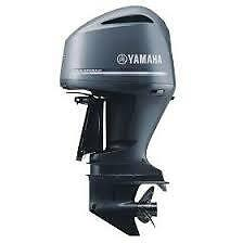 Details about YAMAHA F 350 AETX 4 Stroke Outboard Motor Engine HP F350 X  LONG Boat Power Trim