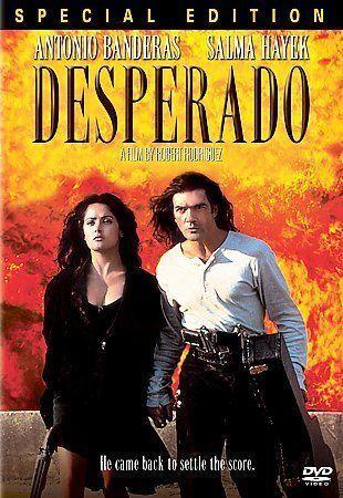 Desperado Dvd 2003 Special Edition For Sale Online Ebay