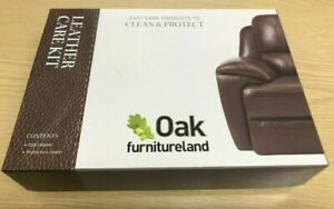Oak-Furniture-Land-Leather-Care-Kit-Clean-amp-Protect-Brand-New