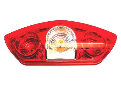 Conclusion lampe feu arriere droit 12 v HELLA pour conduite à gauche 2sd 343 440-047