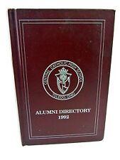 Central Catholic High School Toledo, Ohio - Alumni Directory 1992 Book