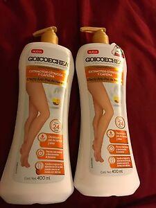 2 Goicoechea Leg Cream Lotion Extractos Cítricos Cafeina Anti Piel