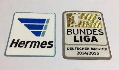 Hermes Shop Dortmund : set of bundesliga 2014 2015 champions hermes patch badge ~ A.2002-acura-tl-radio.info Haus und Dekorationen