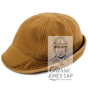 Jones Cap NEW Hat Classic Hunting Duck Brown LARGE Waterfowl Upland ... 521938abd3e4