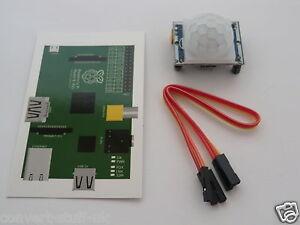 1x-Infrared-PIR-Motion-Sensor-Module-GPIO-cables-amp-GPIO-card-for-Raspberry-Pi