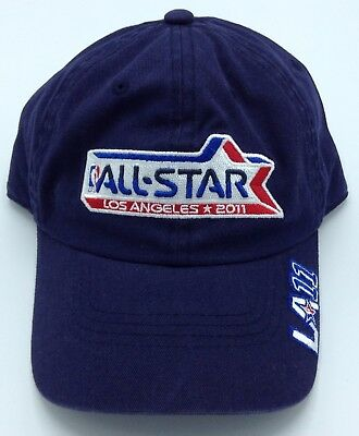 Collezionismo Aggressive Nba All Star Los Angeles 2011 Adulto Regolabile Fit Berretto Cappello Cuffia Fashionable Patterns
