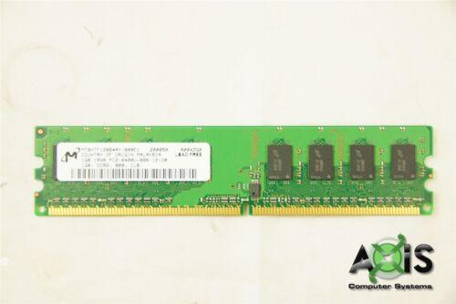 1 Go 1x1GB DDR2 6400U PC2-6400 800 MHz Desktop Mémoire 240 pin DIMM Ordinateur PC RAM