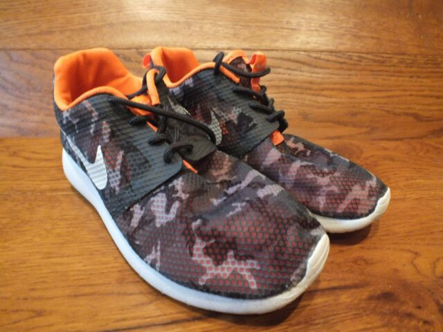best cheap da0f1 2555d Nike Roshe One Flight Weight Running Shoes Trainers Size UK 2.5 EUR 35