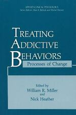Treating Addictive Behaviors: Processes of Change (Applied Clinical-ExLibrary
