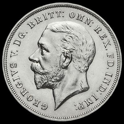 1935 King George V Rocking Horse Silver Jubilee Crown, AU #2