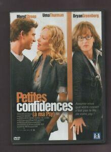 DVD - Kleine Vertraulichkeiten A Ma Psy Meryl Streep,Uma Thurman & Bryan