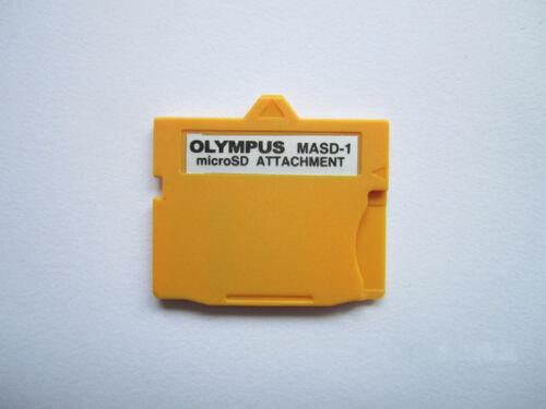 Microsd Accesorio Olympus MicroSD TF a XD-Picture Card Adapter 01 Masd